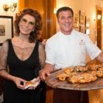 Sophia Loren, Chef Michael Chiarello